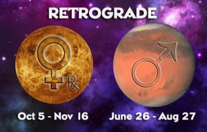 venus mars retro 300x191 2018 Astrology & Horoscopes